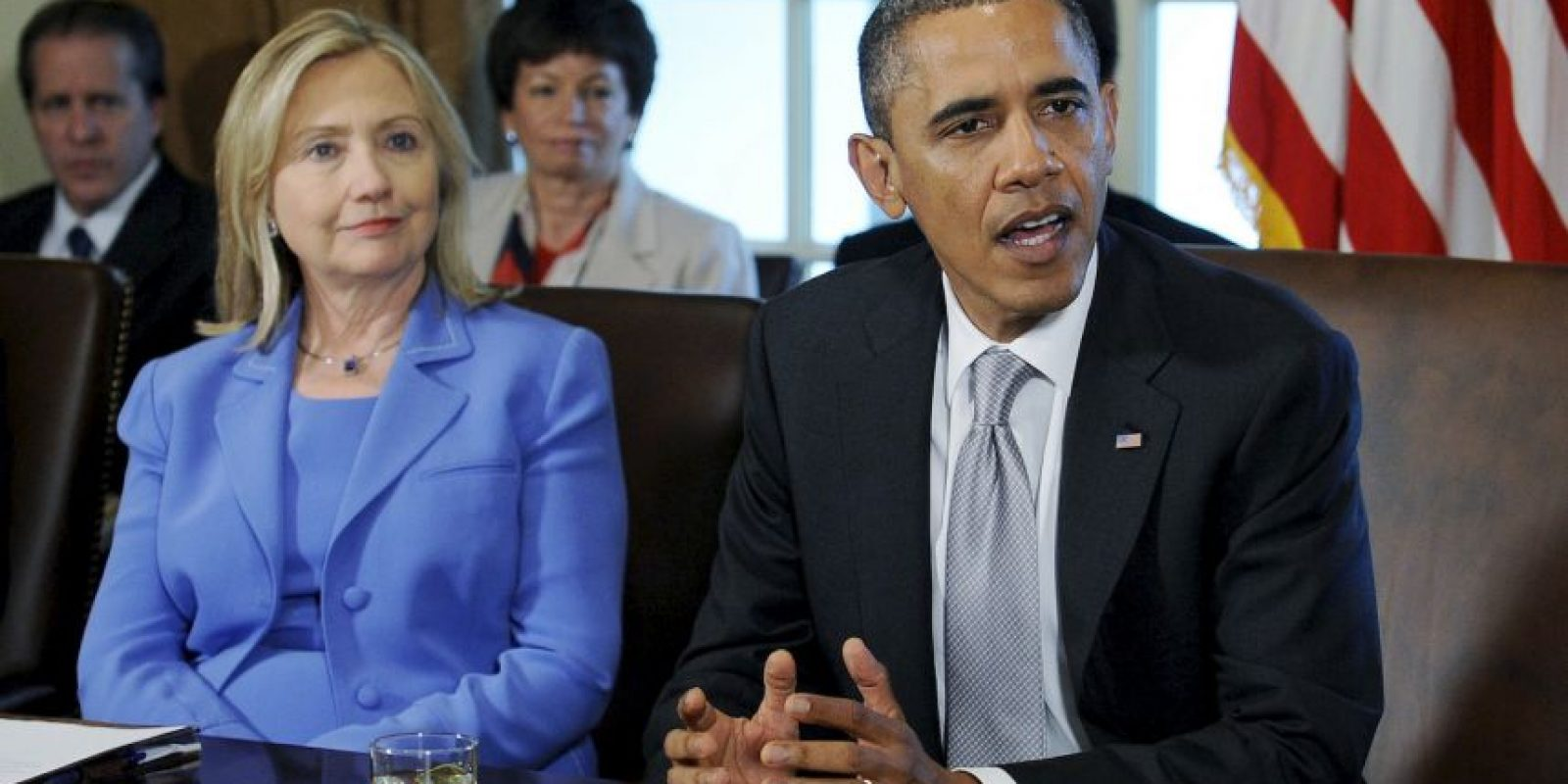 6. También la eliminación de Cuba de la lista de países que promueven el terrorismo. Foto:Getty Images