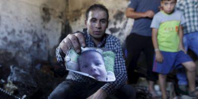 Un bebé fue quemado vivo: Estas son las atrocidades a niños en Palestina