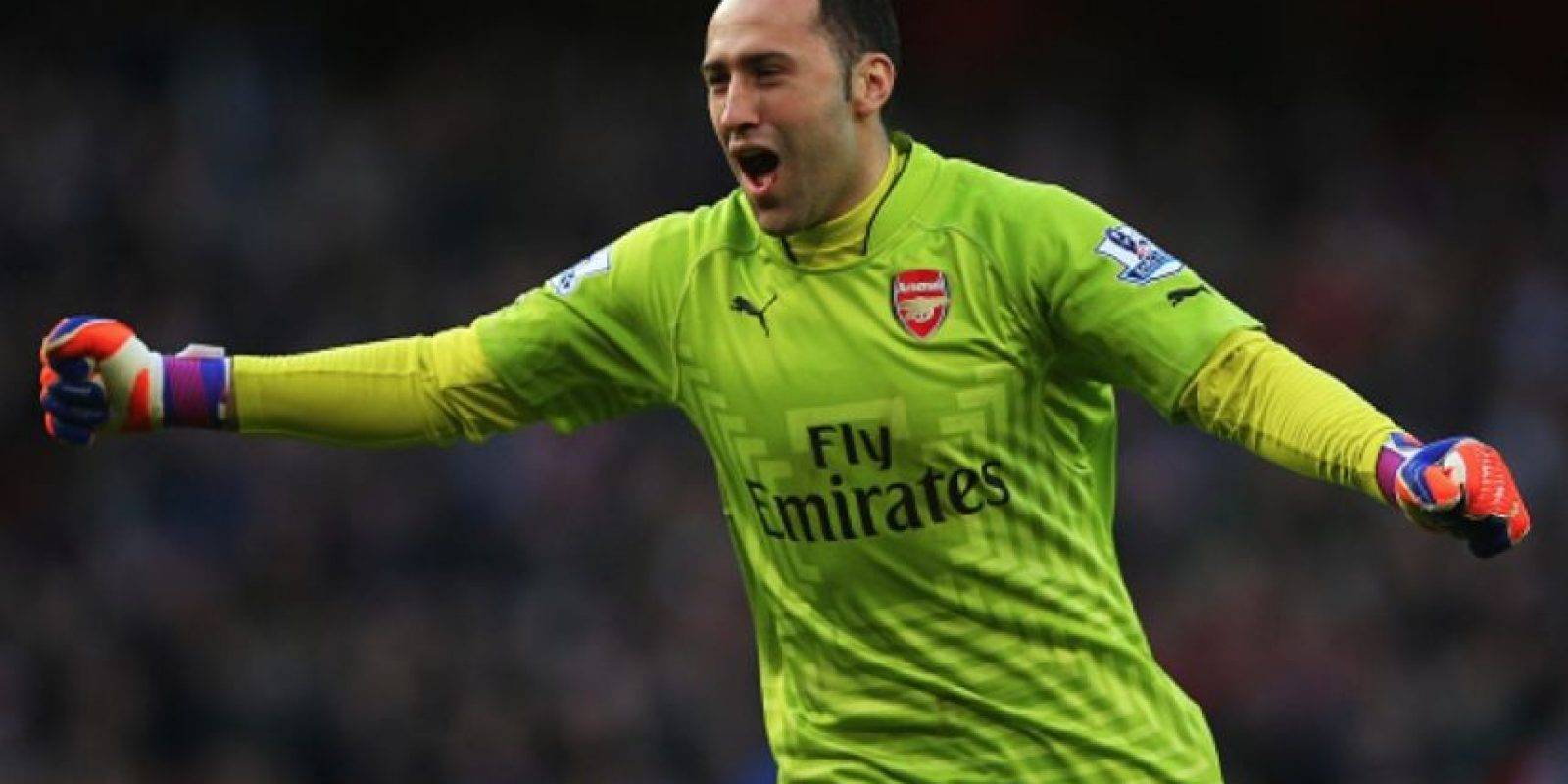 David Ospina (Colombia). Foto: Getty Images