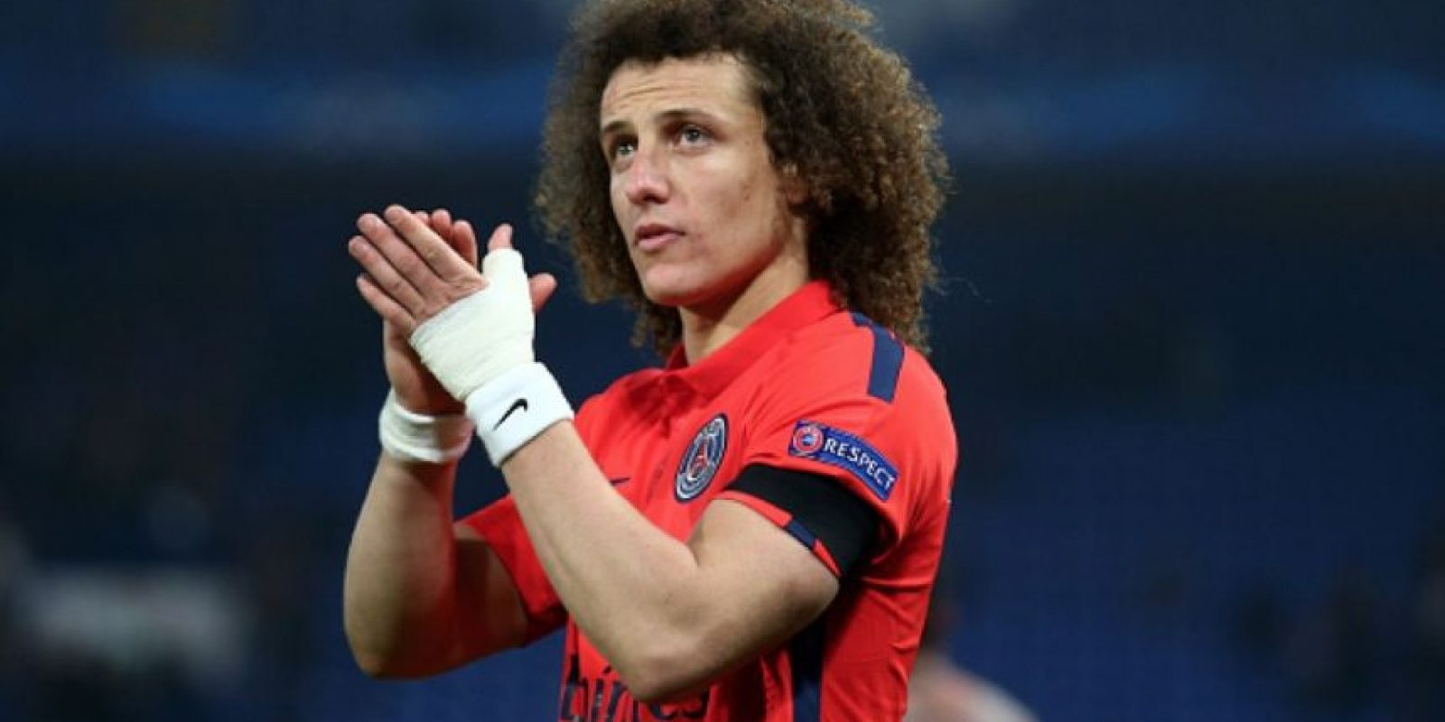 David Luiz (Brasil). Foto: Getty Images