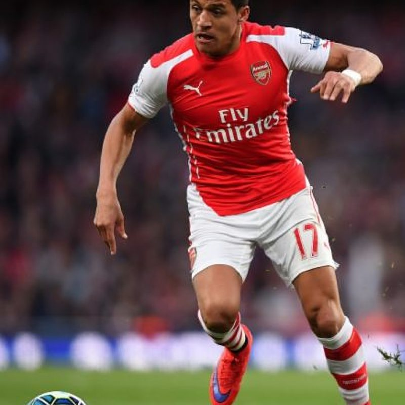 Alexis Sánchez (Chile). Foto: Getty Images