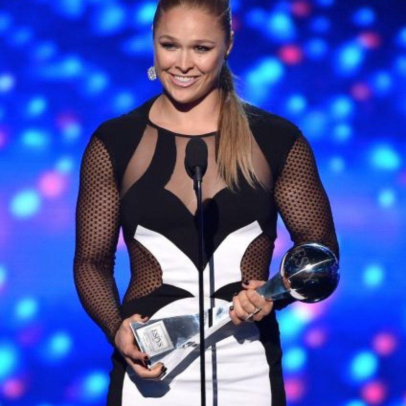 Es una mujer exitosa. Foto:Getty Images