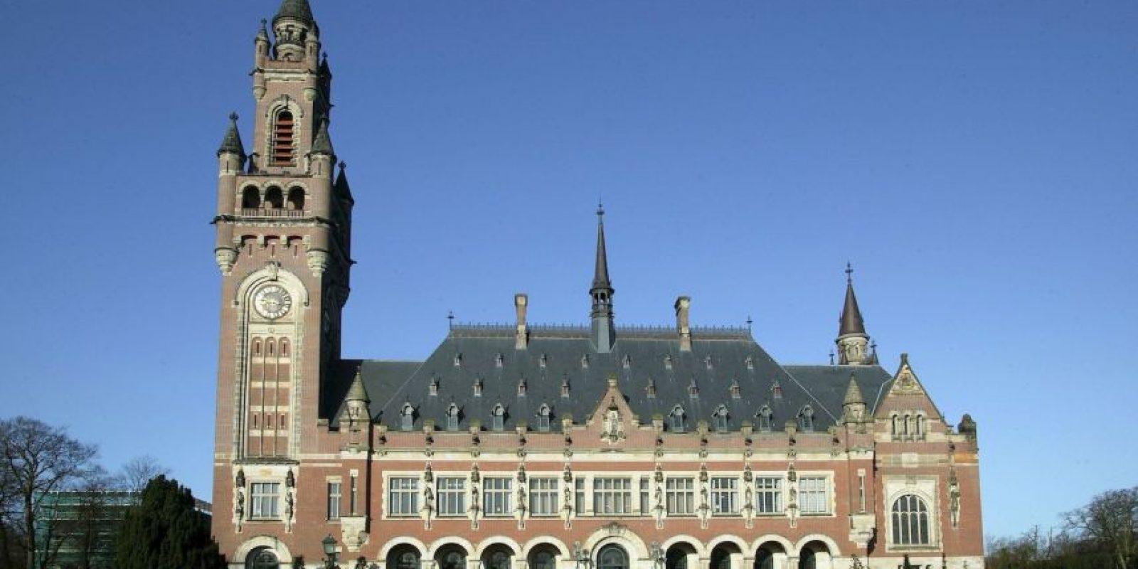 2. La Corte Internacional de Justicia es el principal órgano judicial de la Organización de las Naciones Unidas. Foto:Getty Images