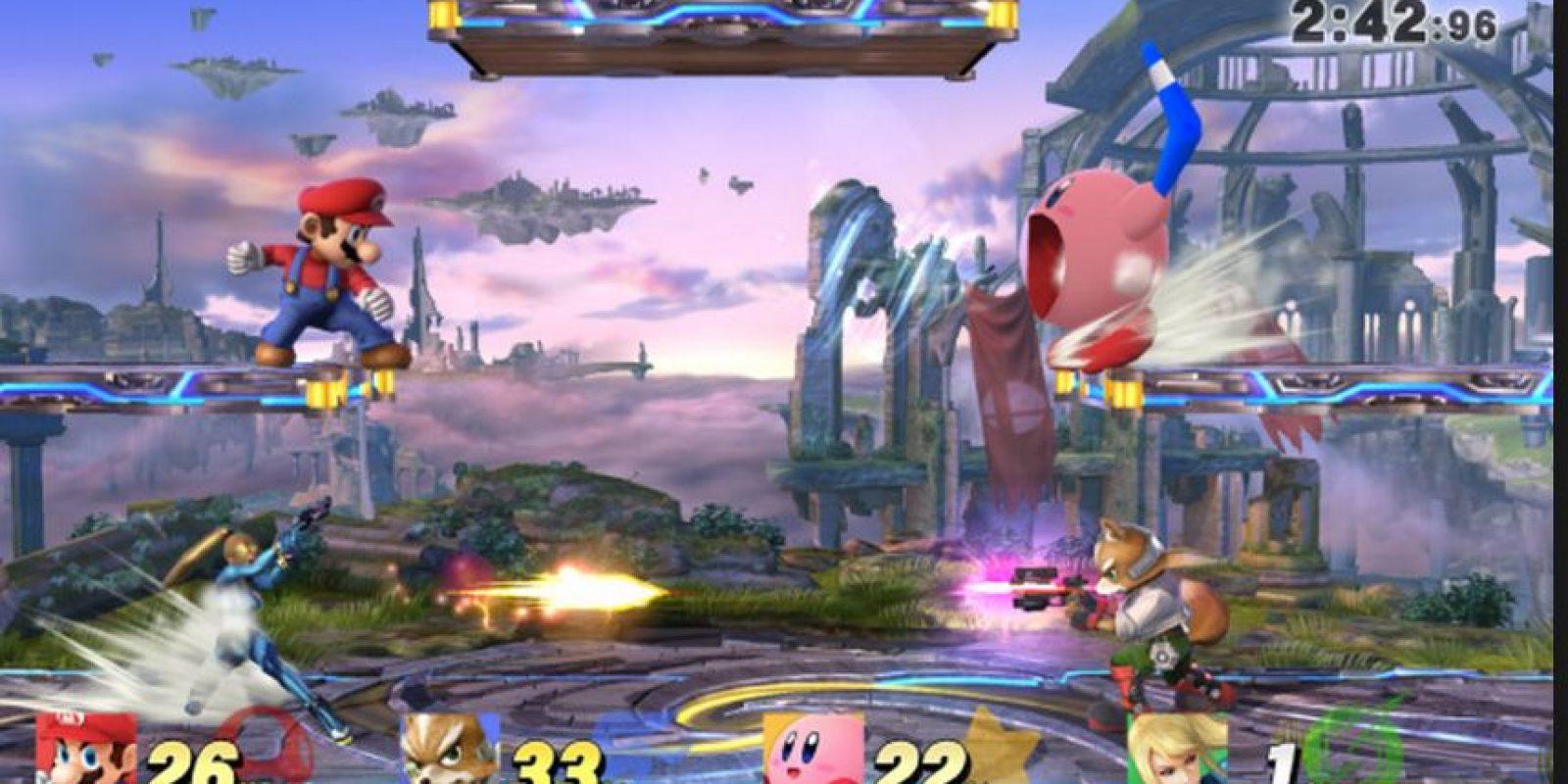 """""""Super Smash Bros."""" para Wii U y N3DS Foto:Nintendo"""