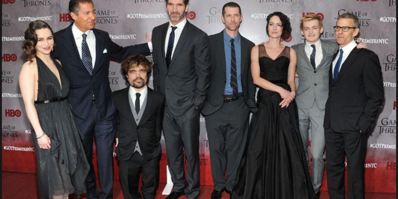 Tiene un nivel avanzado y requiere de mucha atención por el vocabulario amplio y expresiones propias de Reino Unido Foto:HBO