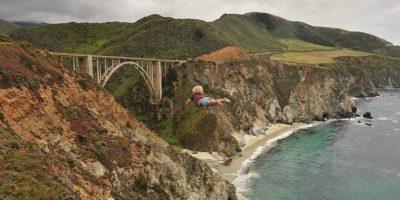 """Sus padres supieron que podía """"volar"""" cuando el salió por primera vez de su cuna. Foto:Vía thatdadblog.com"""