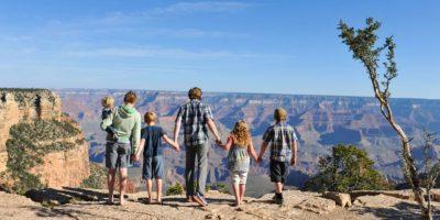 La familia vive en el estado Utah, Estados Unidos. Foto:Vía thatdadblog.com