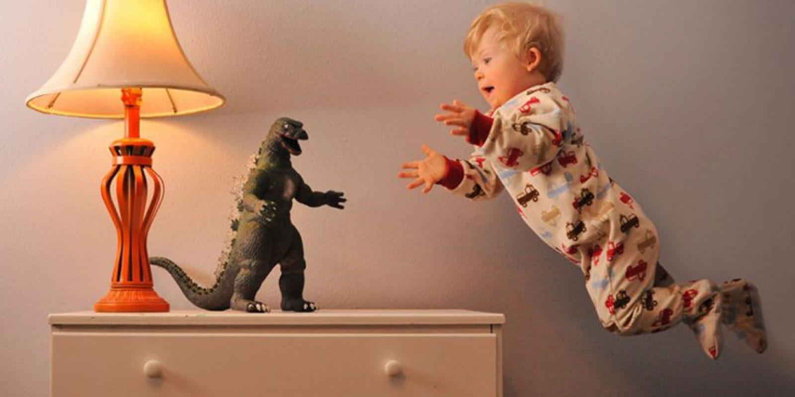 Wil Lawrence es un niño con Síndrome de Down. Foto:Vía thatdadblog.com