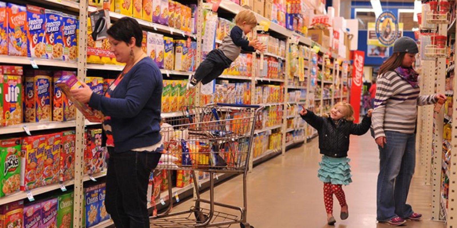Sin embargo, eso no le ha impedido volar. Foto:Vía thatdadblog.com
