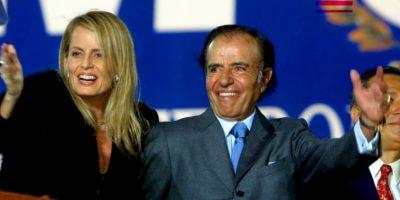 Investigación contra Carlos Menem: Su exesposa Cecilia Boloco se defiende