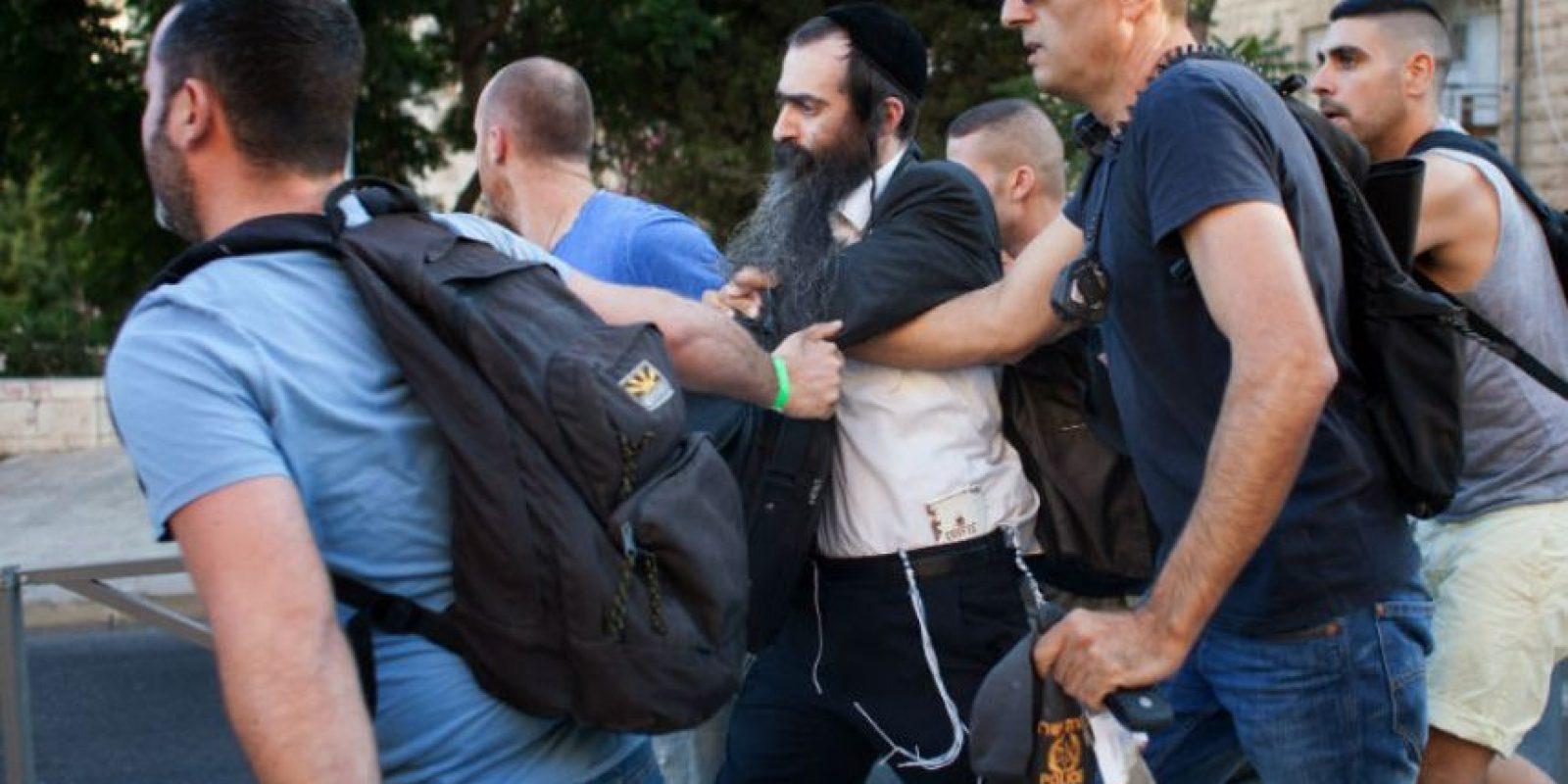 Schlissel, fue detenido el mismo día que realizó los ataques. Foto:AFP