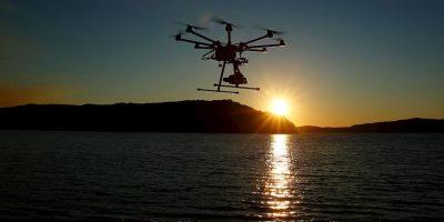 La Administración Federal de Aviación tienen permitido que los drones vuelen a una altura de 120 metros Foto:Getty Images