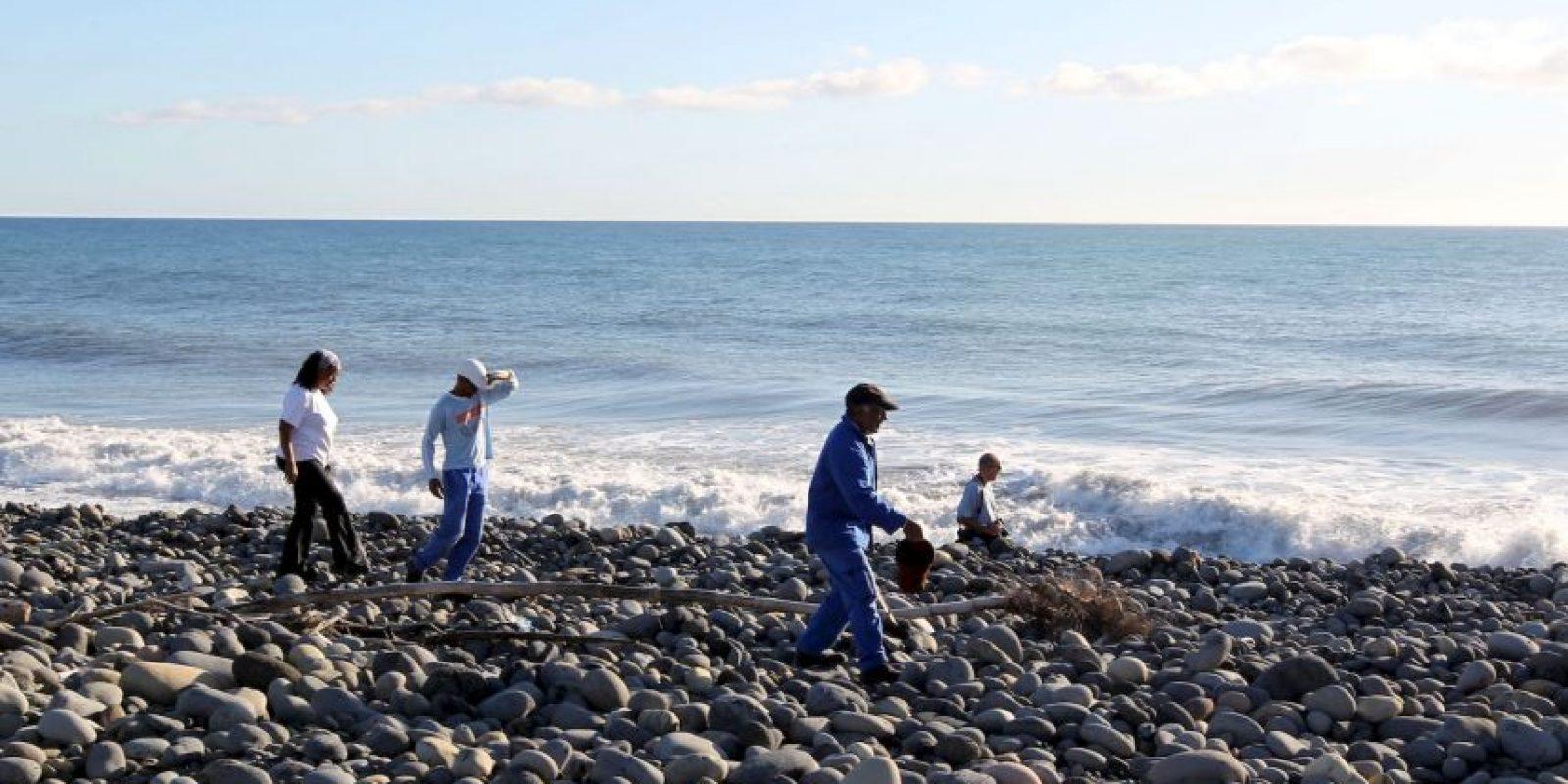 Debido a esta noticia, autoridades han advertido a locales de la isla y de otras cercanas a estar al pendiente de nuevos descubrimientos. Foto:AFP