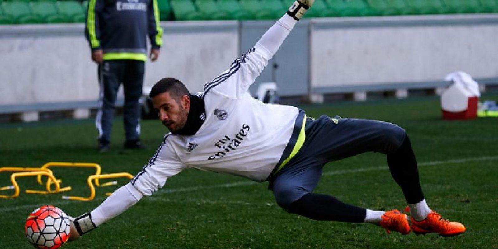 Fichó con el club merengue para la temporada que está por comenzar. Foto:Getty Images