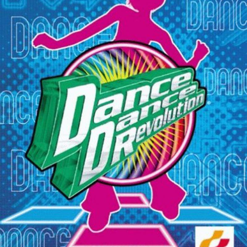 Dance dance revolution (1998). Foto:Konami