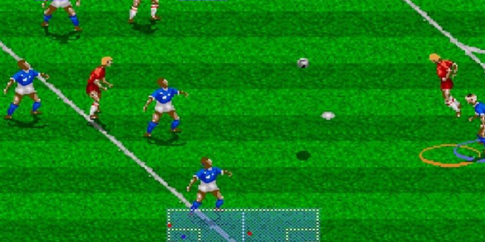 International Superstar Soccer (1994). Foto:Konami