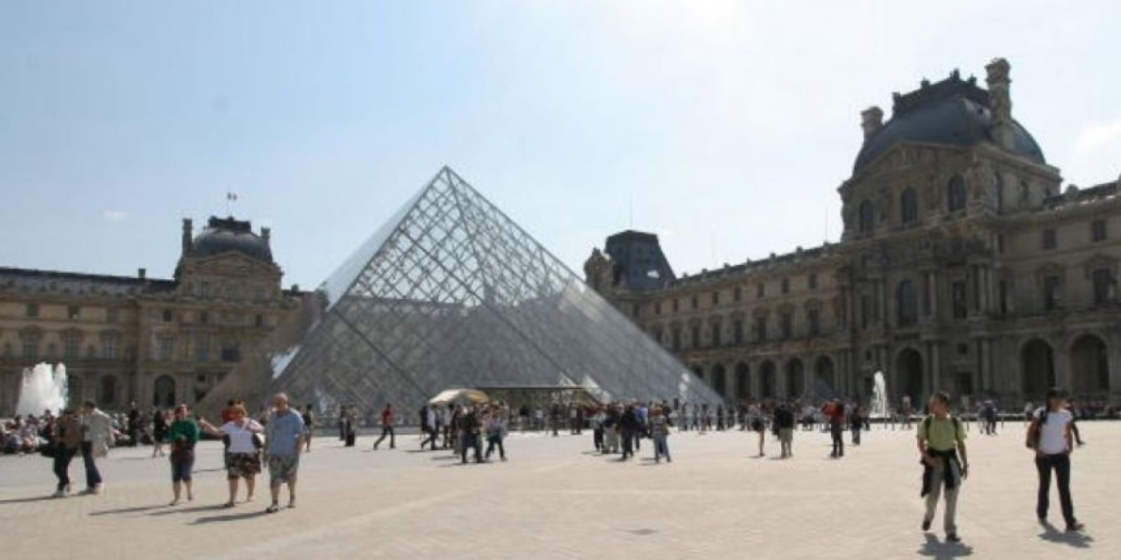 Museo del Louvre. Foto: Getty Images