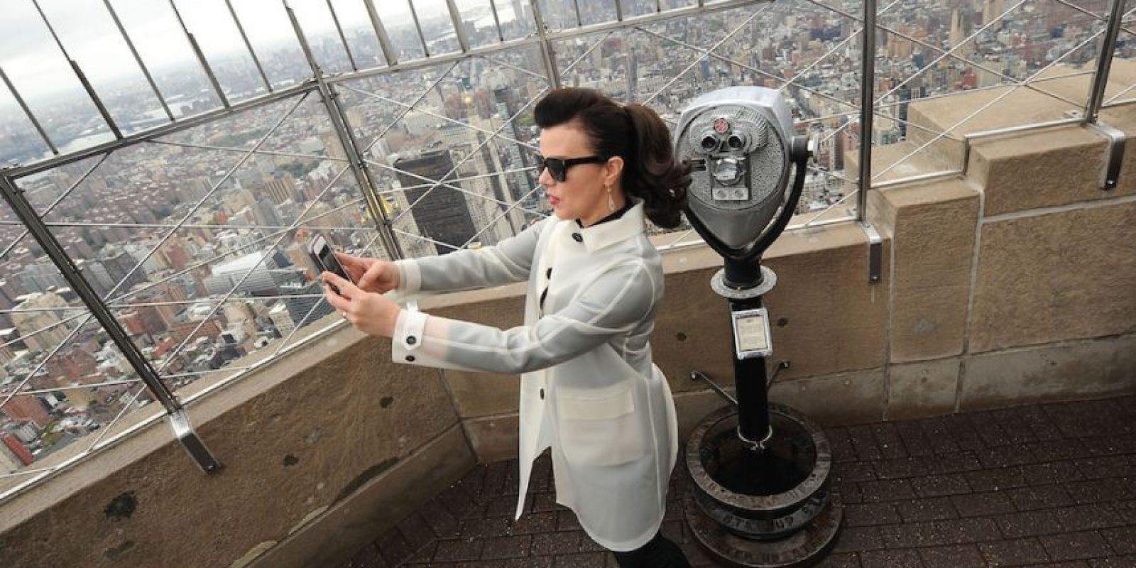 Está ubicado en Nueva York, Estados Unidos, tiene 102 pisos y una altura de 381 metros. Foto:Getty Images