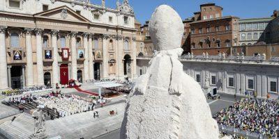El Vaticano. Foto:Getty Images