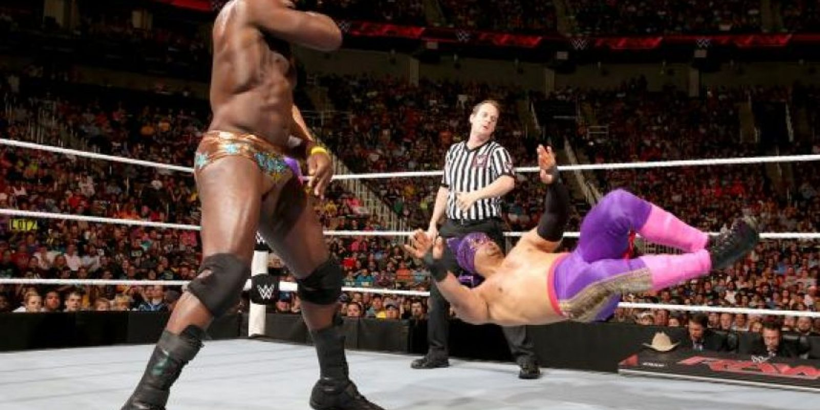 Tiene 38 años Foto:WWE
