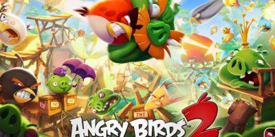 """Este es el sorprendente récord de """"Angry Birds 2"""""""