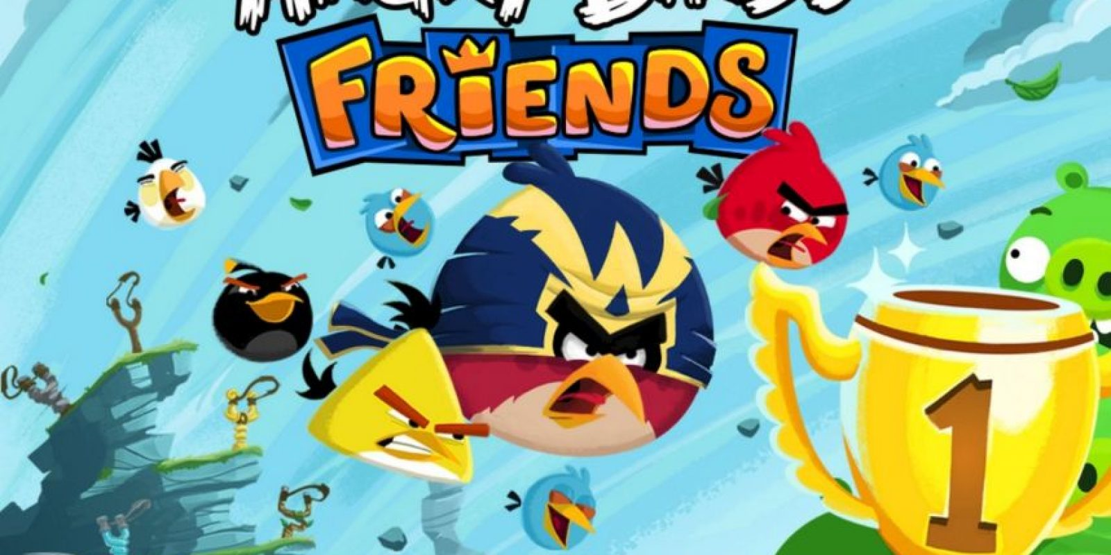 Angry Birds Friends (2012) Foto:Rovio Entertainment Ltd