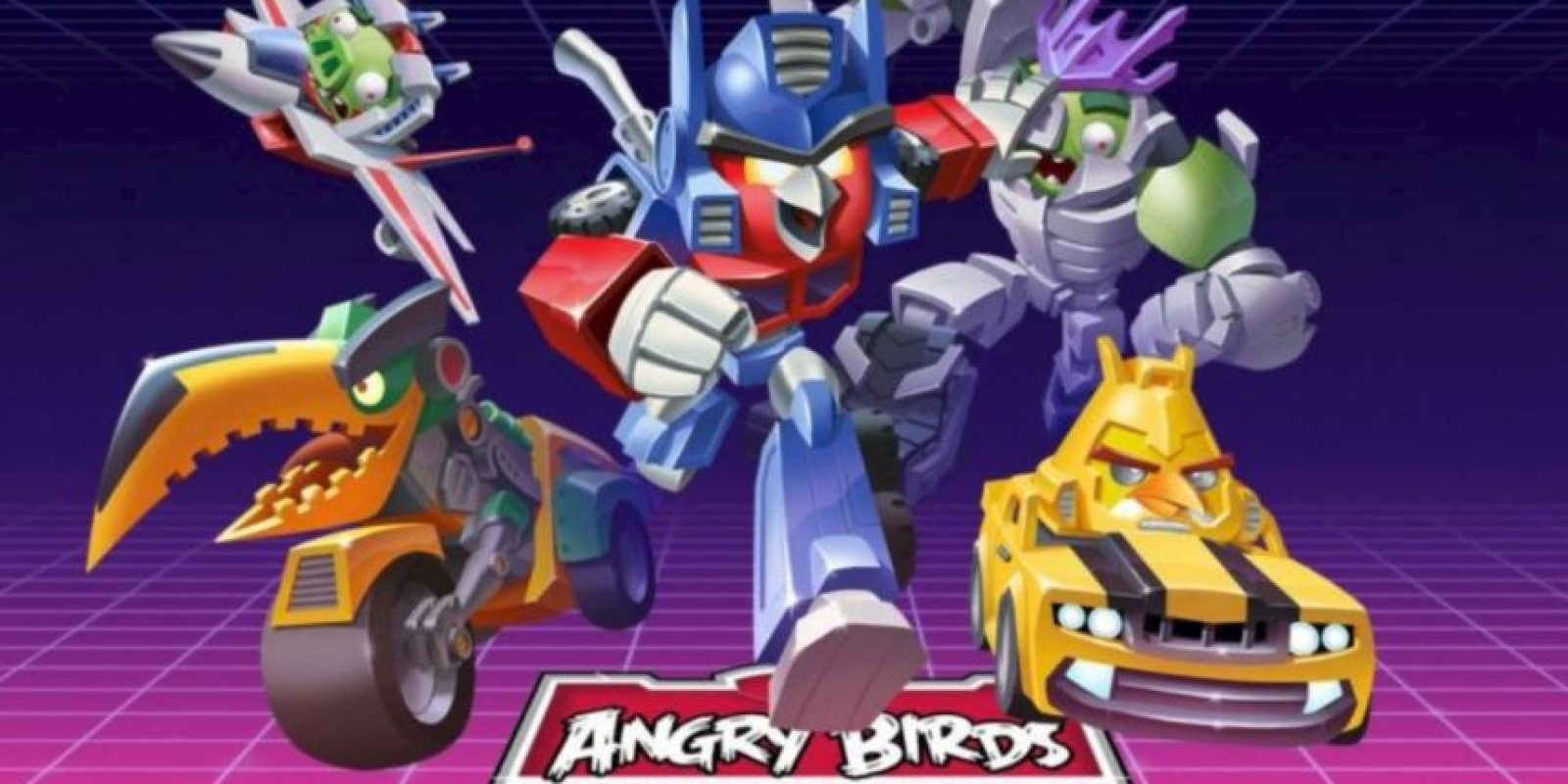 Angry Birds Transformers (2014) Foto:Rovio Entertainment Ltd