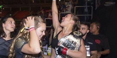 7 razones por las que Ronda Rousey vencería a un hombre en el octágono