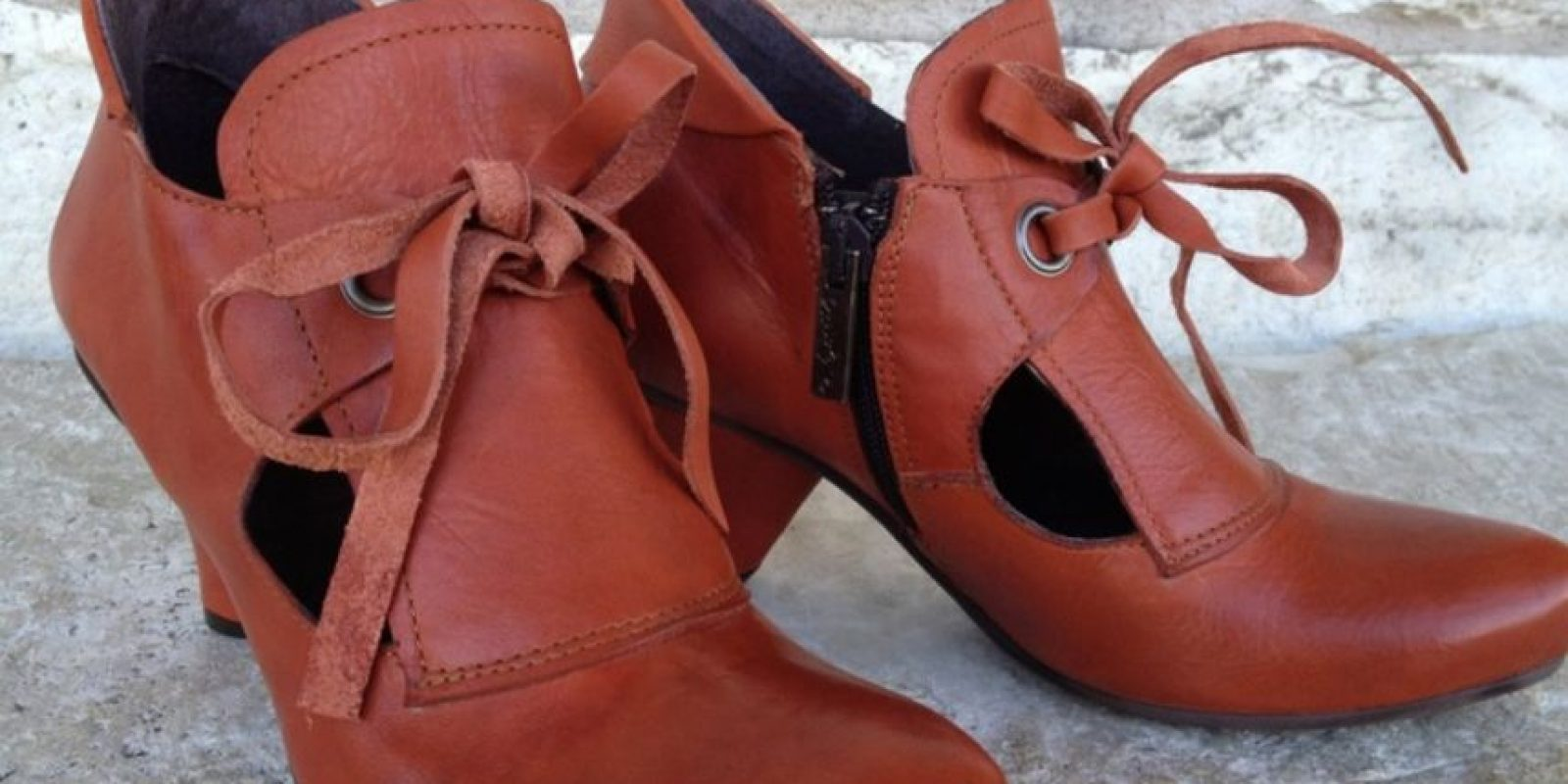 Zapatos de piel. Portugal Foto:Pinterest