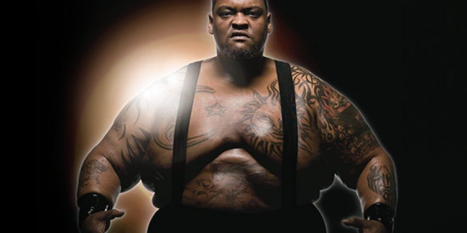 6. Viscera. También conocido como Big Daddy V falleció a los 43 años en 2009 por un ataque al corazón Foto:WWE