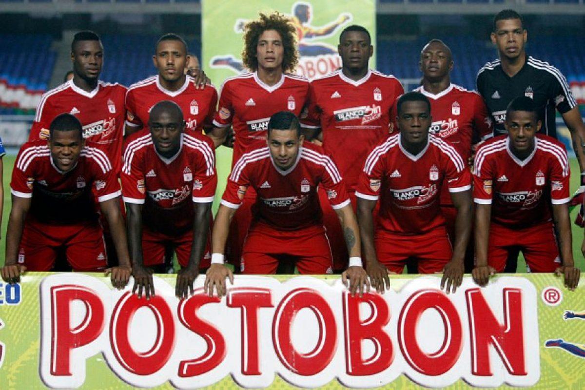 Es uno de los clubes más importantes de Colombia. Posee 16 títulos de Liga y 1 de Conmebol. Foto:Getty Images