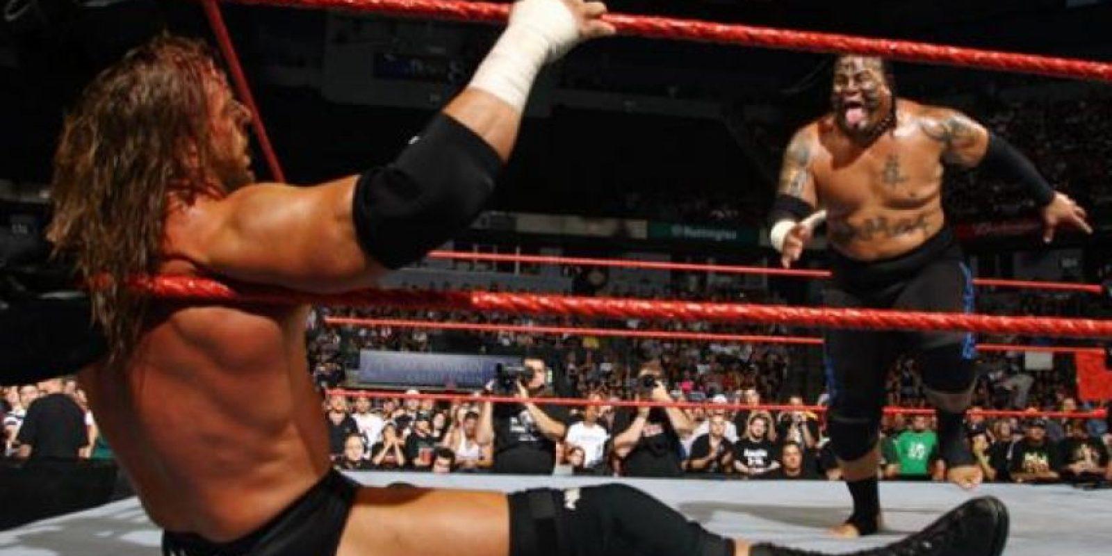 10. Umaga Foto:WWE