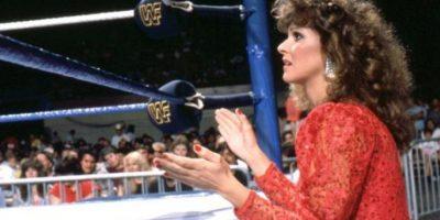 La mánager murió en 2003 a los 43 años como consecuencia de una sobredosis de drogas y alcohol Foto:WWE