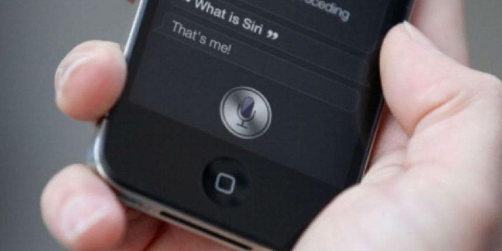 Siri pronto será más que una simple asistente inteligente. Foto:Getty Images