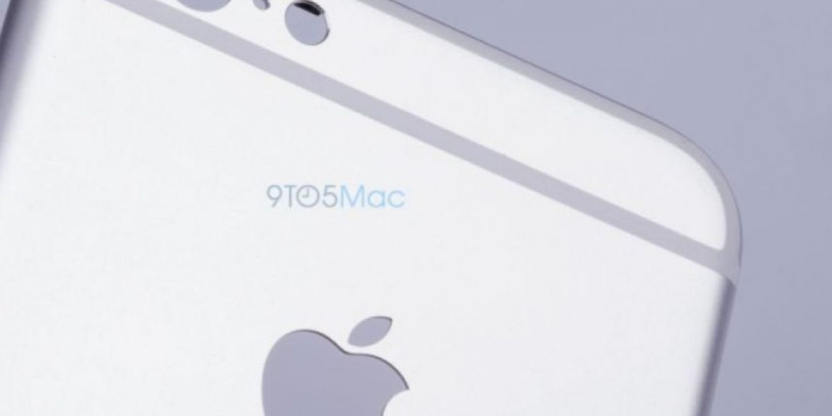 Así serían los nuevos botones de volumen del iPhone 6s