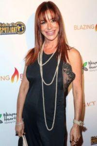 La actriz en una alfombra roja. Foto:Getty Images