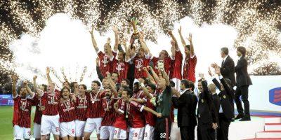 Con 115 años de historia, Milán, el equipo con más tradición de a Serie A, tiene 18 títulos de Liga y 12 a nivel UEFA. Foto:Getty Images