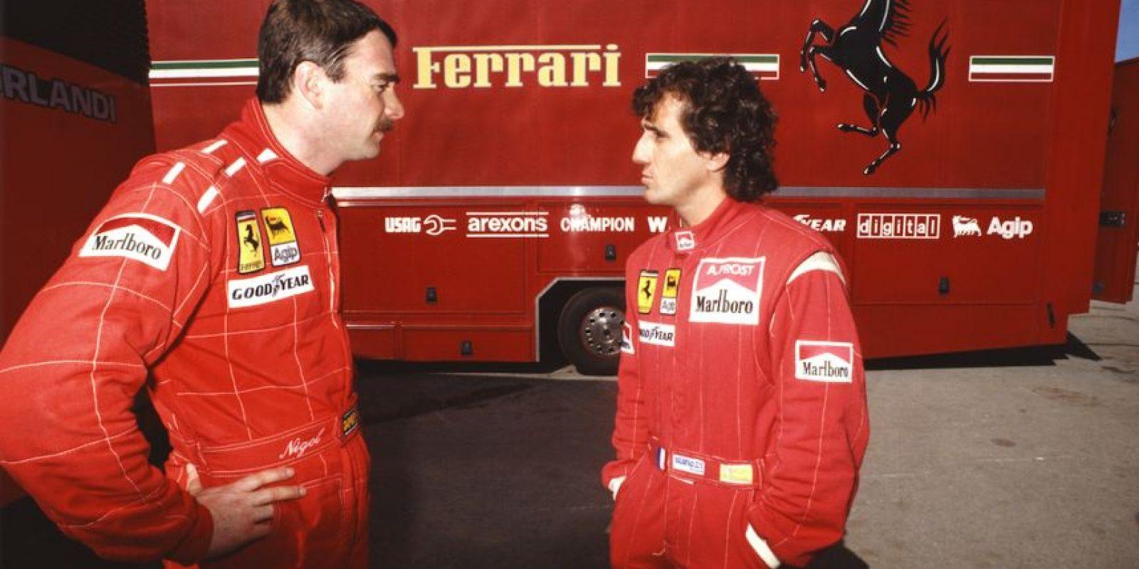 8. Scudería Ferrari (Automovilismo) Foto:Getty Images