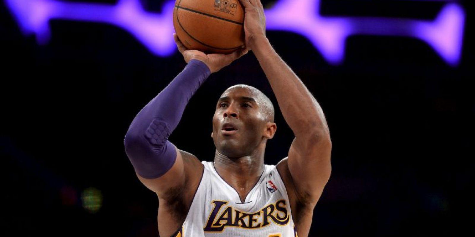 Los populares Lakers son una de las franquicias más seguidas de la NBA y tienen 16 anillos. Foto:Getty Images