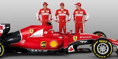 Ferrari es el equipo con más tradición en la Fórmula 1. Sus pilotos tienen 15 títulos y como constructores han ganado el campeonato del mundo en 16 ocasiones. Foto:Getty Images