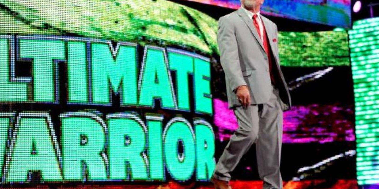 5. Ultimate Warrior Foto:WWE
