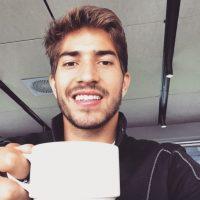 En enero de 2015, Real Madrid lo fichó. Foto:Vía instagram.com/16lucassilva
