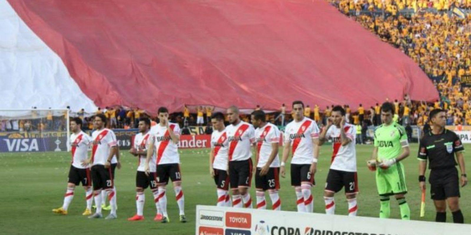 4. Se llevaron un marcador favorable del partido de ida con el empate sin goles Foto:Vía twitter.com/CARPoficial
