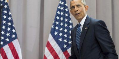 Obama declaró que si el Congreso no apoya este acuerdo se podría generar otra guerra en Medio Oriente. Foto:AFP