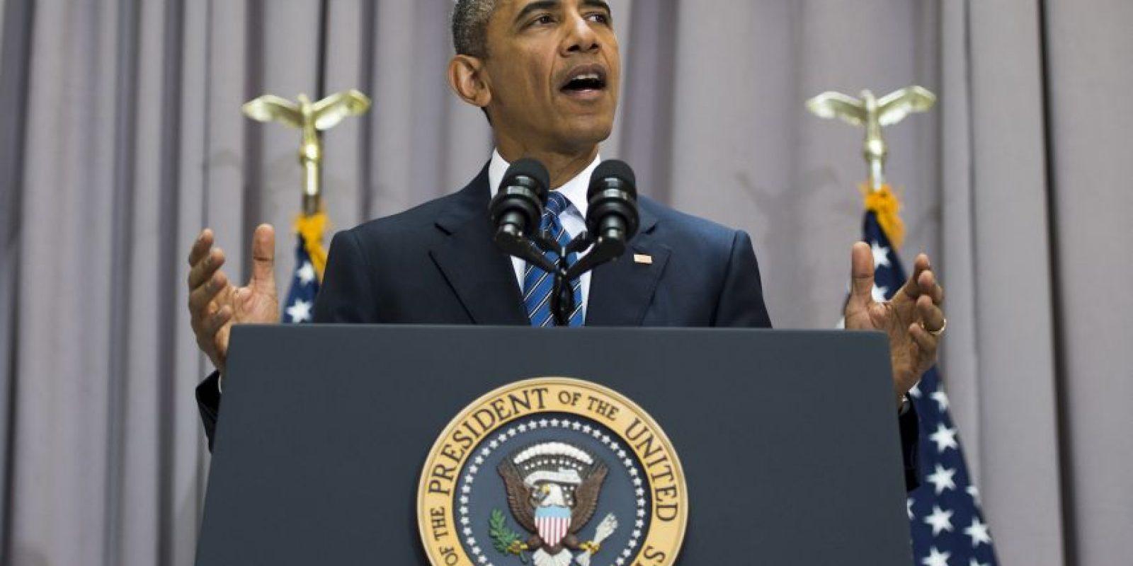 Aseguró que con él se evita que Irán tenga la oportunidad de crear un arma nuclear. Foto:AFP