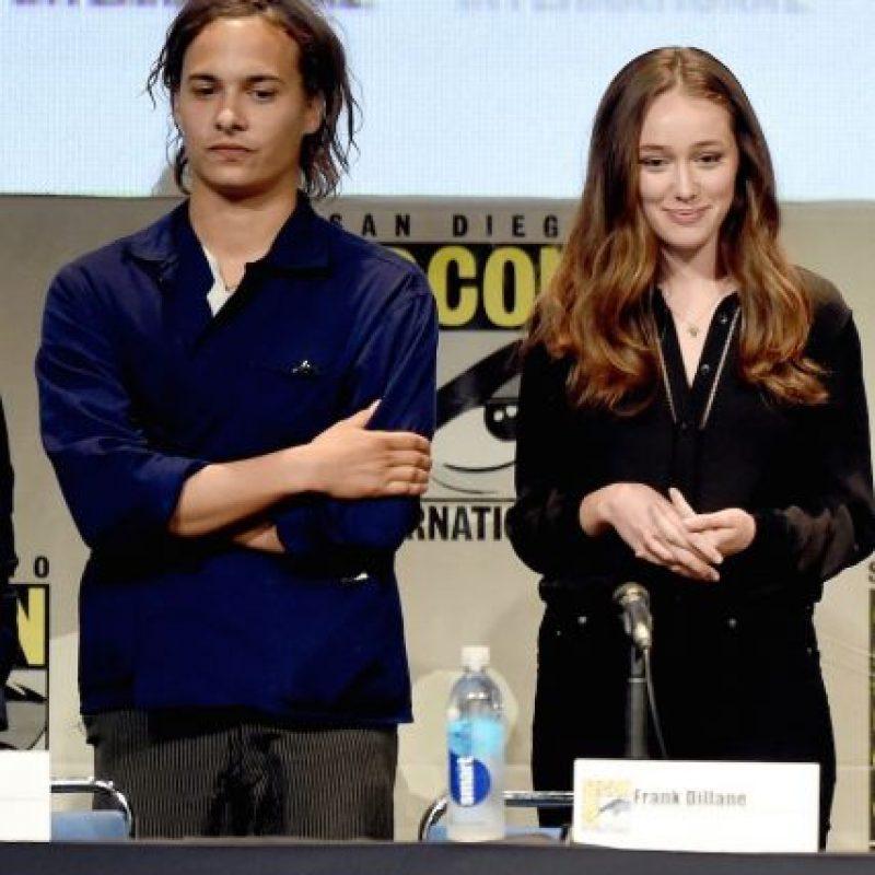 """En 2012, apareció en la serie británica """"Papadopoulos & Sons"""" Foto:Getty Images"""