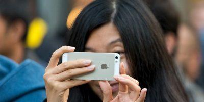 Selfies o tomar fotografía Foto:Getty Images