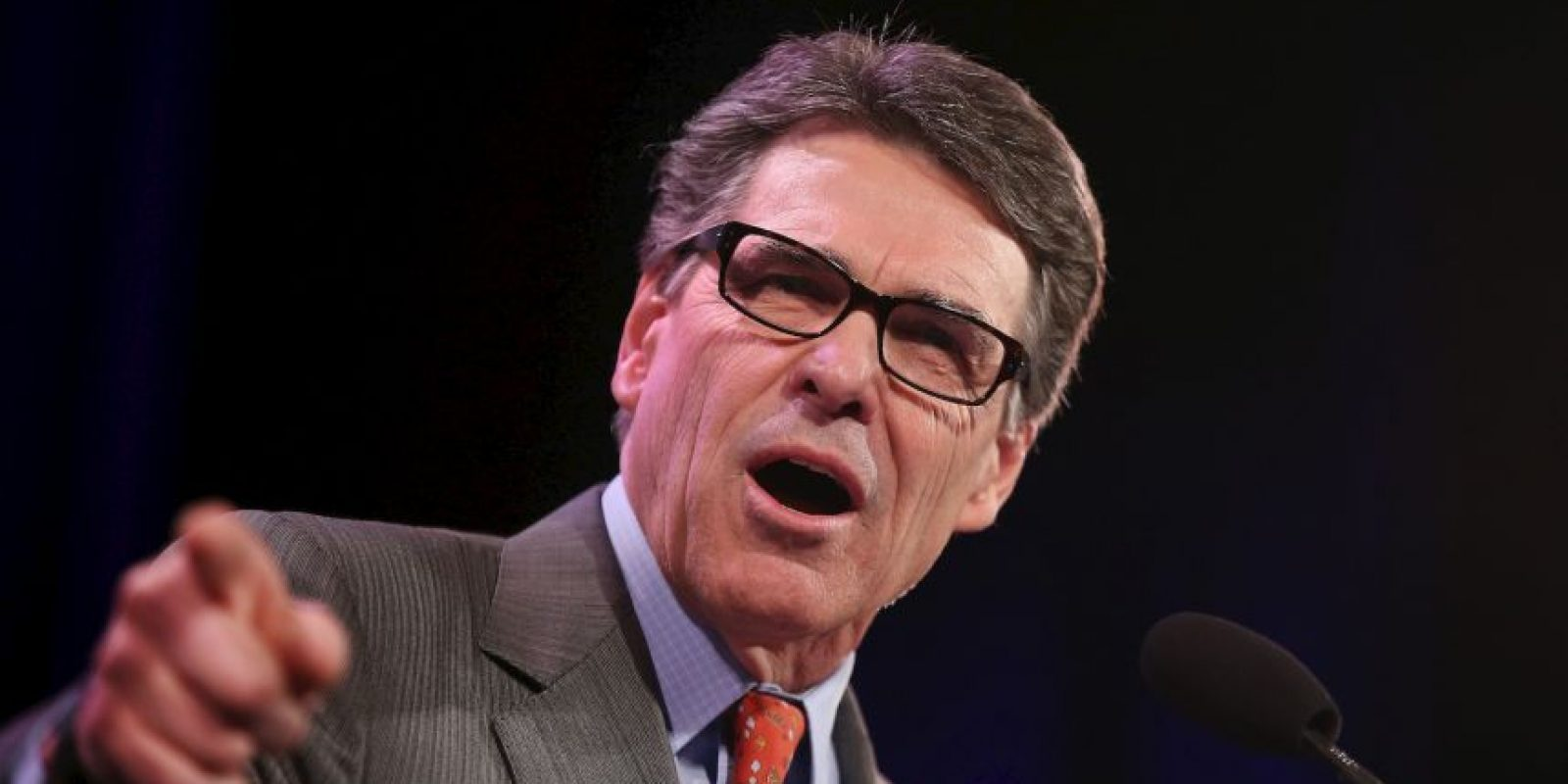 1. Rick Perry Foto: Getty Images