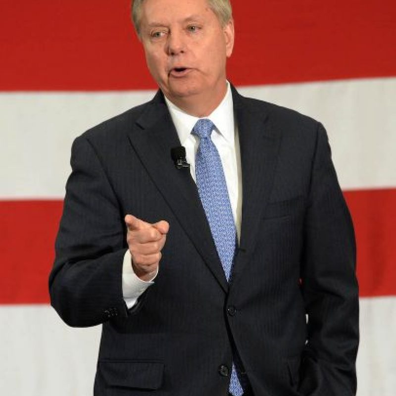 5. Lindsey Graham Foto: Getty Images