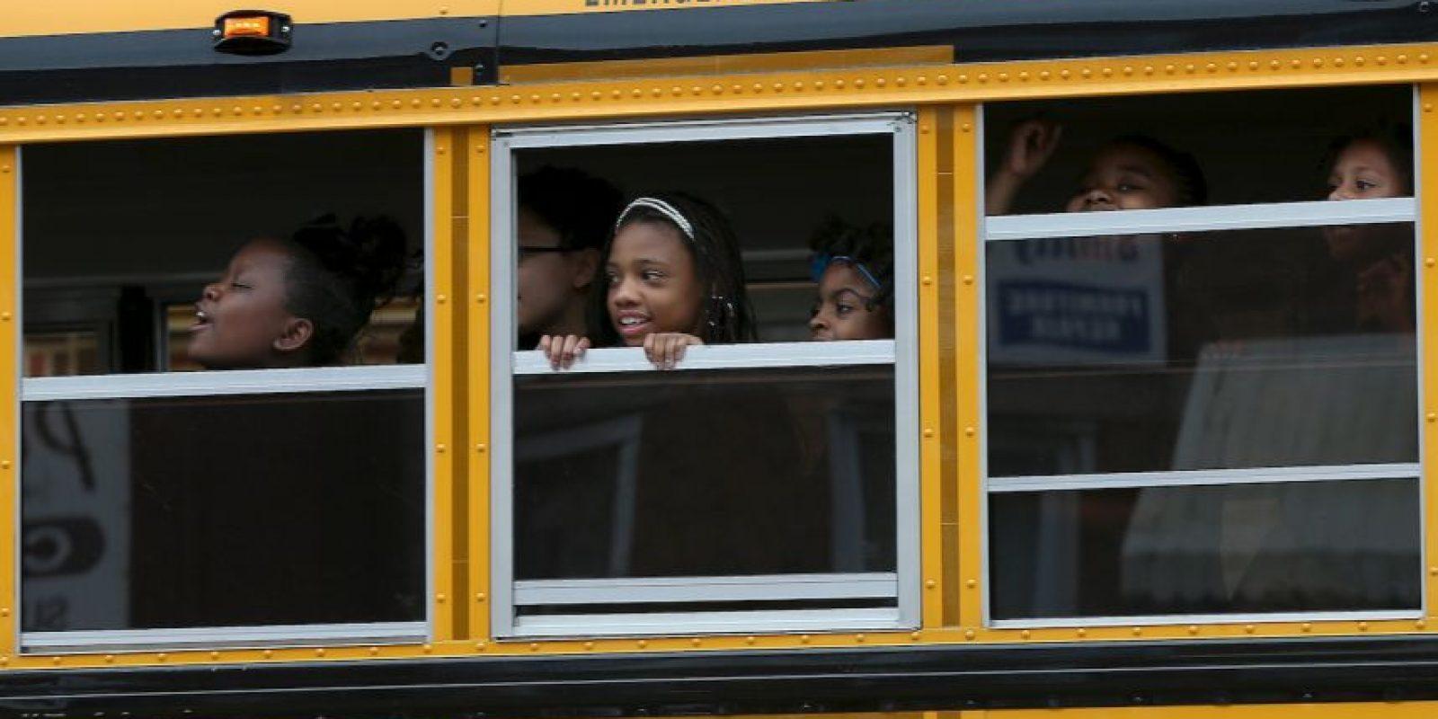 La Unión Estadounidense de Libertades Civiles presentó una demanda contra el oficial argumentando que castigó de la misma manera a otra niña. Foto:Getty Images
